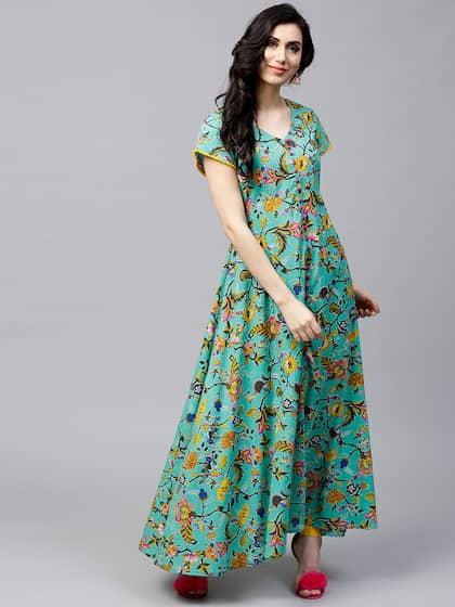 8b1d09e6891 Anarkali Kurtis - Shop Anarkali Kurti For Women Online | Myntra