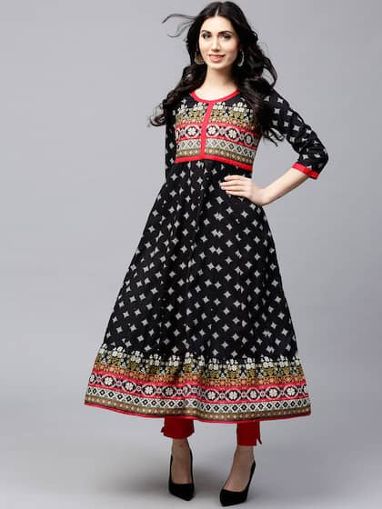 ac54b889ee Anarkali Kurtis - Shop Anarkali Kurti For Women Online