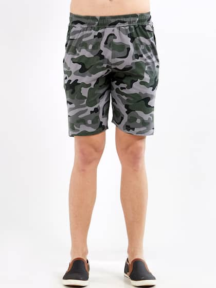 8da88feaf3 Printed Shorts - Buy Printed Shorts Online in India