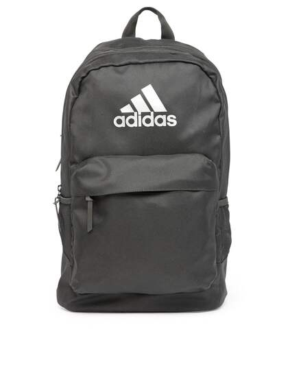 091d74d81940 ADIDAS Unisex Black BP CLA M Printed Detail Backpack