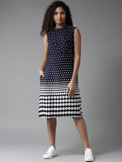eef2ed1fb1 Polka Dots Dresses - Buy Polka Dots Dresses online in India - Myntra