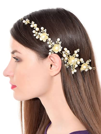 eaea1df182ca9 Hair Accessory - Buy Hair Accessories for Women & Girls Online