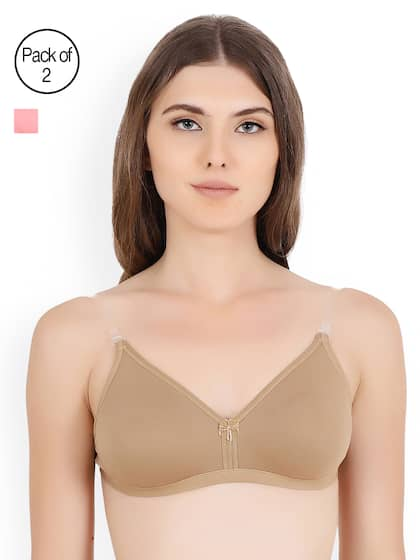 609bd3c8fc36a Transparent Bra - Buy Transparent Bra Online in India