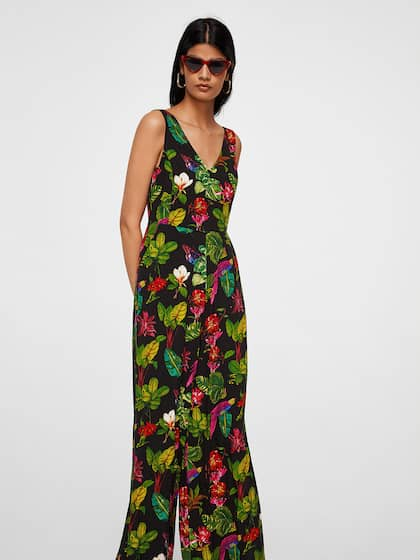 7748710694 Floral Jumpsuits - Buy Floral Jumpsuits online in India
