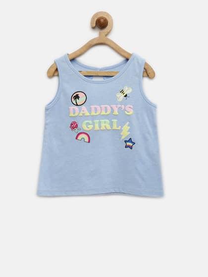 1fcf6c0f089e6 Tops for Girls - Buy Girls Tops   Tshirts Online - Myntra