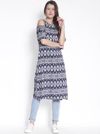 37f5855c4 Short Kurtis - Buy Short Kurti For Women Online in India