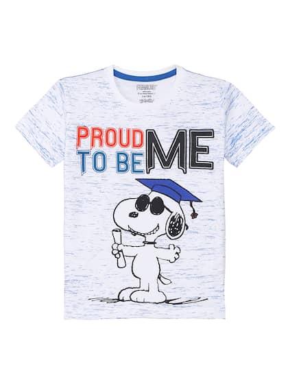e080d836e Peanuts Tshirts - Buy Peanuts Tshirts online in India
