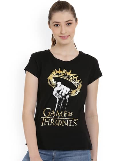 e64175e6534 Game Of Thrones T-shirts - Buy Game Of Thrones T-shirts Online
