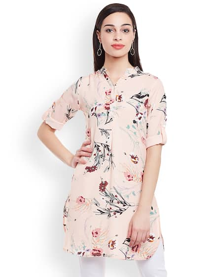 91caf6cc95f Tunics for Women - Buy Tunic Tops For Women Online in India