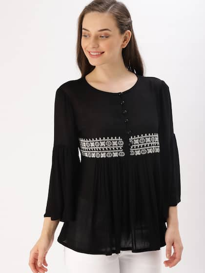 003c3043 Dressberry Tops - Buy Dressberry Tops Online in India