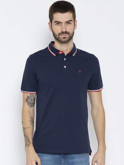 fc06c9f0 Jack & Jones T-shirt - Buy Jack & Jones T-shirts Online | Myntra