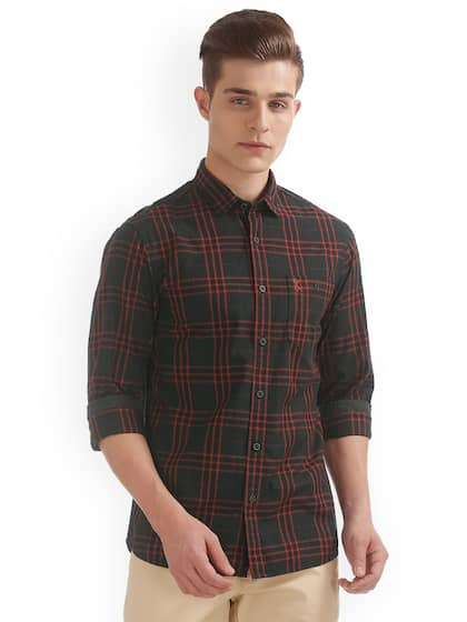 dc21a76cece0 Shirts - Buy Shirts for Men, Women & Kids Online in India | Myntra