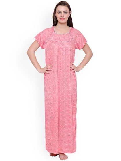 Night Dresses - Buy Night Dress   Nighty for Women   Girls Online 7f529e2eb