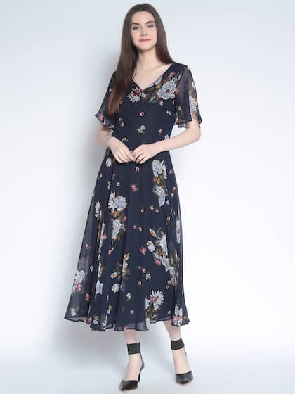 799f50dc25f21 Floral Dresses - Buy Floral Print Dress Online in India | Myntra