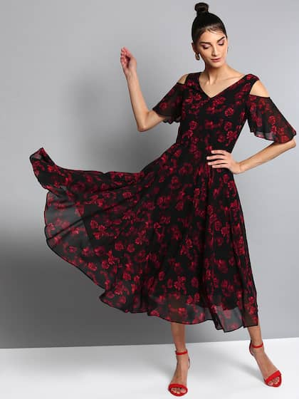 b68e7c5a21 Black Dress - Buy Black Dresses For Women in India