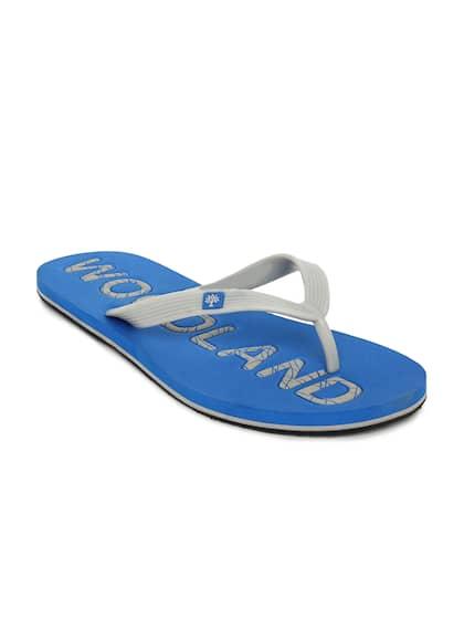 6696345e8 Woodland Flip Flops - Buy Woodland Flip Flops online in India
