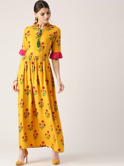 33391185d4 Floral Kurtas - Buy Floral Kurtas online in India