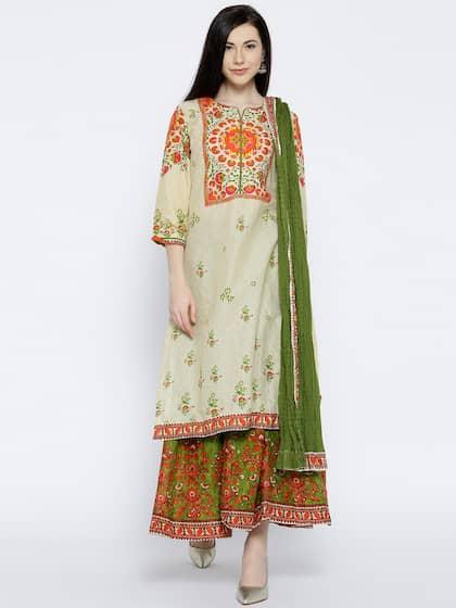 115985962 BIBA - BIBA Salwar Suits, BIBA Dresses Online - Myntra
