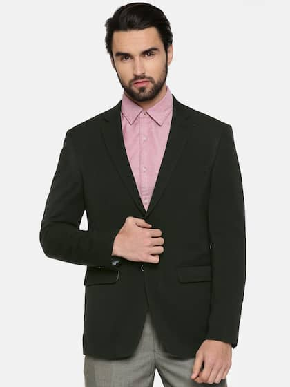 f4ce8925a4 Peter England Blazers | Buy Peter England Blazers Online in India