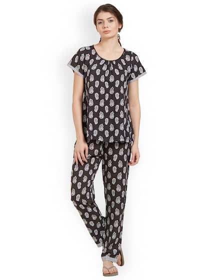 b5975e8f21e545 Buy Soie Nightwear and Loungewear Online in India - Myntra