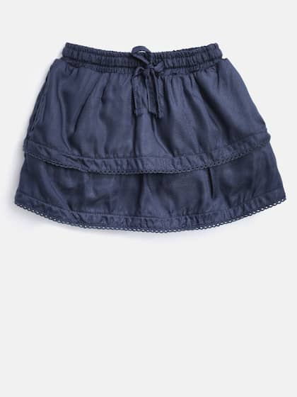 72ed12a876 Girl's Skirts - Buy Skirts for Girls Online in India