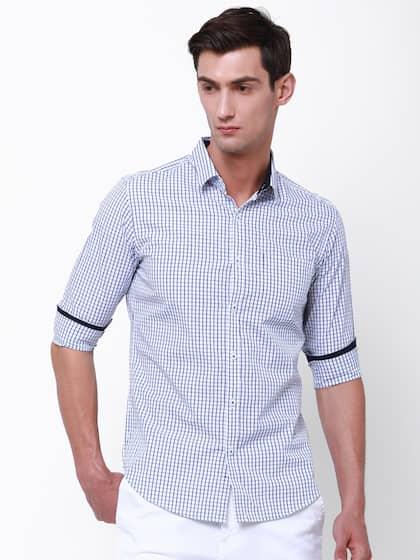 bbec8039b3 Black Coffee Shirts - Buy Black Coffee Shirts Online in India