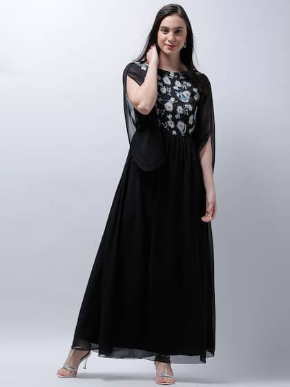 Long Sleeve Gowns - Buy Full Sleeve Gown Online in India  980a23cd6
