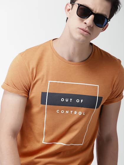 b06811a394b2 Polyester Tshirts - Buy Polyester Tshirts online in India