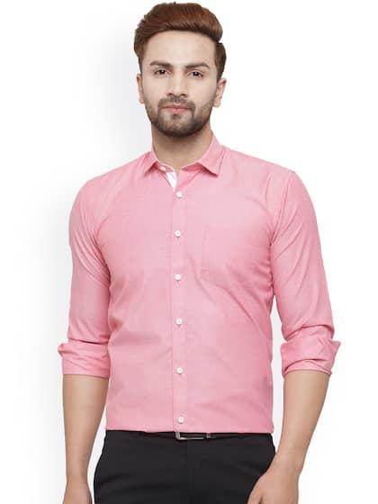 010b5442 Formal Shirts for Men - Buy Men's Formal Shirts Online   Myntra