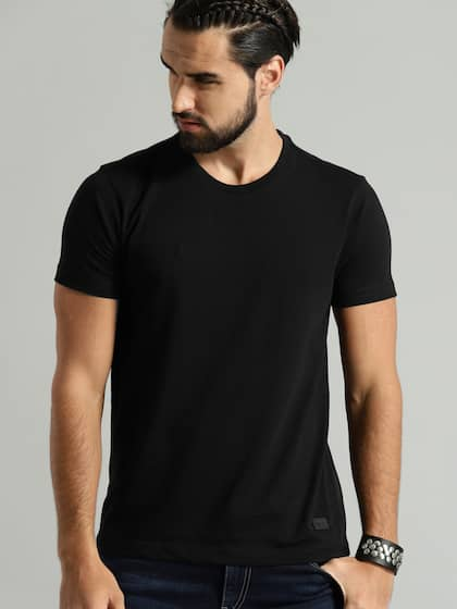 896ca8a8ff49 Men T-shirts - Buy T-shirt for Men Online in India | Myntra