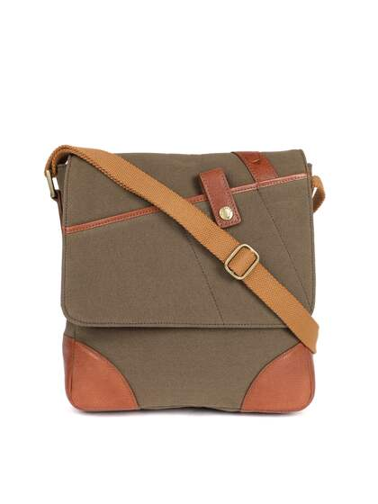 2f9a0f685e9e Canvas Messenger Bags - Buy Canvas Messenger Bags online in India