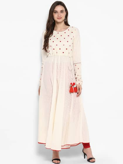 9e934835172 Mirror Work Kurtas - Buy Mirror Work Kurtas online in India