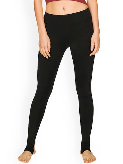 5947b215d Black Tights - Buy Black Tights Online in India