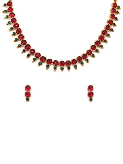 Fabulous New  crystal Necklace Set-STUNNING 13