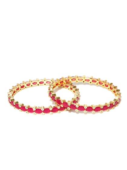 20976842a9794e Bangles - Buy Bangles for Women & Girls Online in India | Myntra