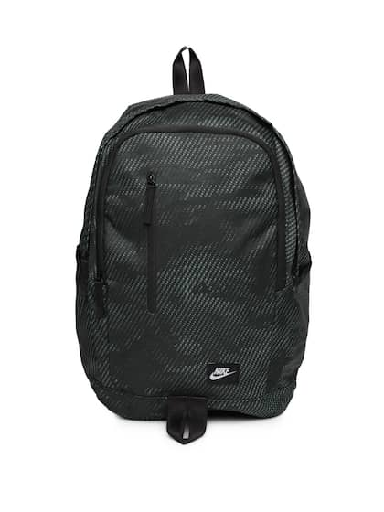 Nike Uni Black All Access Soleday Graphic Backpack