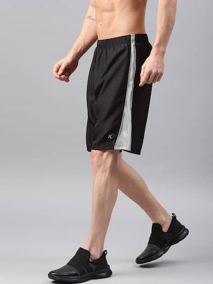 231cd54ea27 Black Shorts - Buy Black Shorts Online in India at Myntra