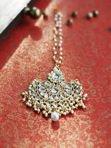 20604c9cbe Ethnic Jewellery | Buy Ethnic Jewelleries Set Online in India