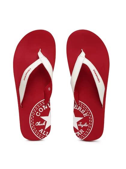 3658ee080e1f0 Converse Flip Flops - Buy Converse Flip Flops Online in India
