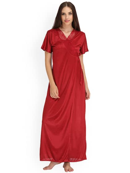 52859c21a1 Clovia Nightdresses - Buy Clovia Nightdresses online in India