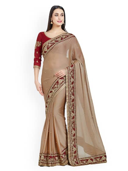 68ebf4adeb Cotton Silk Saree - Buy Cotton Silk Sarees Online