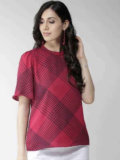 d6c78060274 Tops - Buy Designer Tops for Girls & Women Online | Myntra