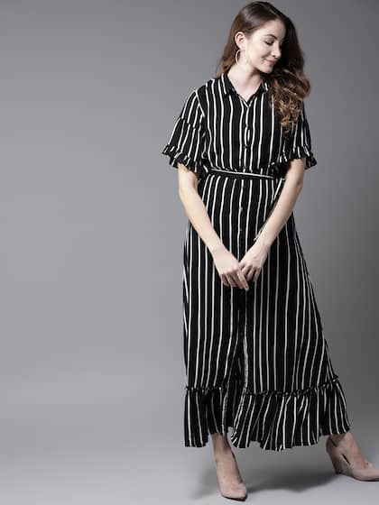 9d459e0f49 Here Now Maxi Dress - Buy Here Now Maxi Dress online in India