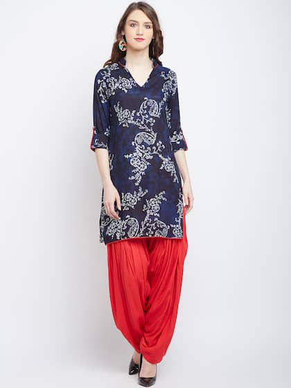 455934a884 Patiala Suit - Buy Patiala Suits Online at Best Price | Myntra
