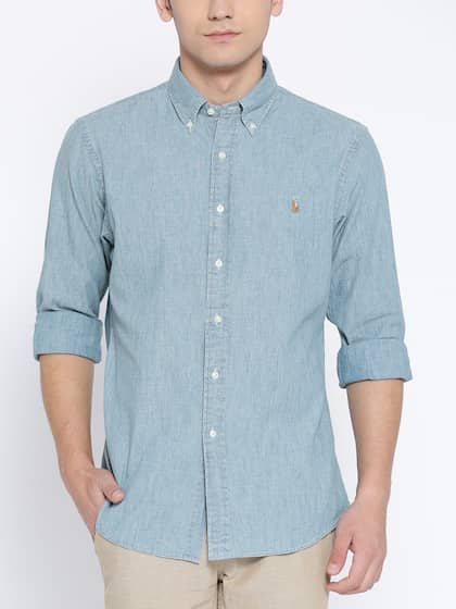 bdf4395e90 Polo Ralph Lauren Shirts - Buy Polo Ralph Lauren Shirts online in India