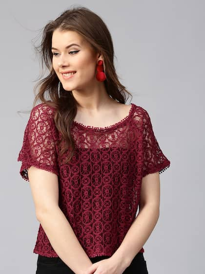 921928f19a1 Off Shoulder Tops - Buy Off Shoulder Tops Online in India | Myntra