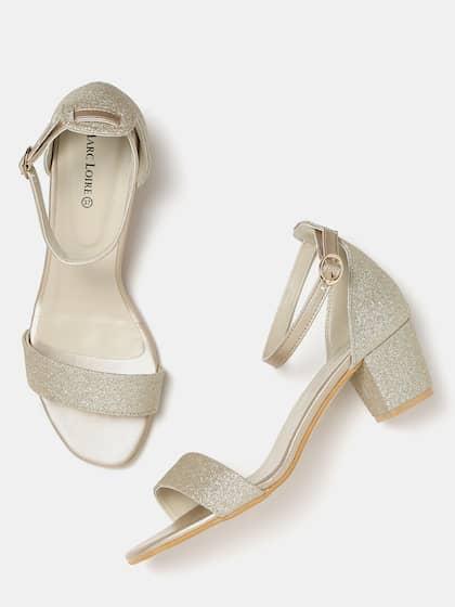 c098e3695e3 Marc Loire. Women Shimmer Block Heels