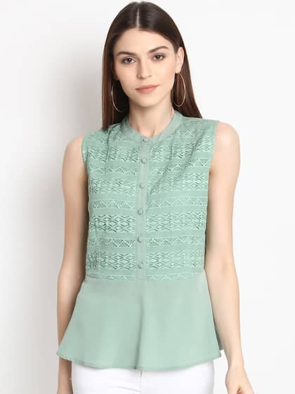 Peplum Tops - Buy Peplum Tops for Women Online - Myntra 16bcbd219