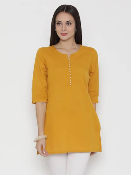 fc5635b73b1 Tunics for Women - Buy Tunic Tops For Women Online in India