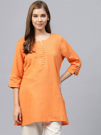 0eded7e24f325 Tunics for Women - Buy Tunic Tops For Women Online in India
